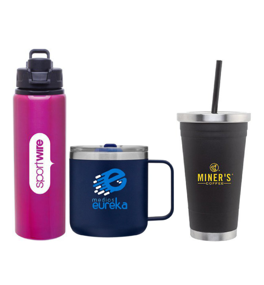 Drinkware with Your Logo
