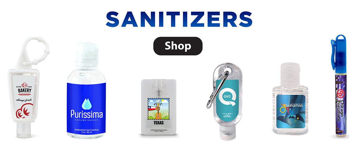 Hand Sanitizer with Your Logo
