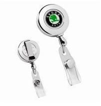 Circle Chrome Retractables