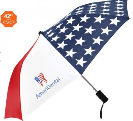 The Patriot Folding Umbrella