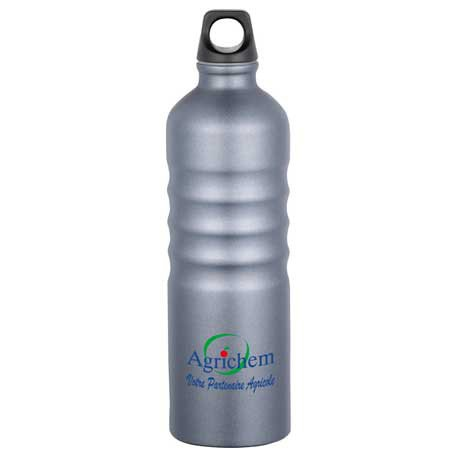 Gemstone Aluminum Sport Bottle