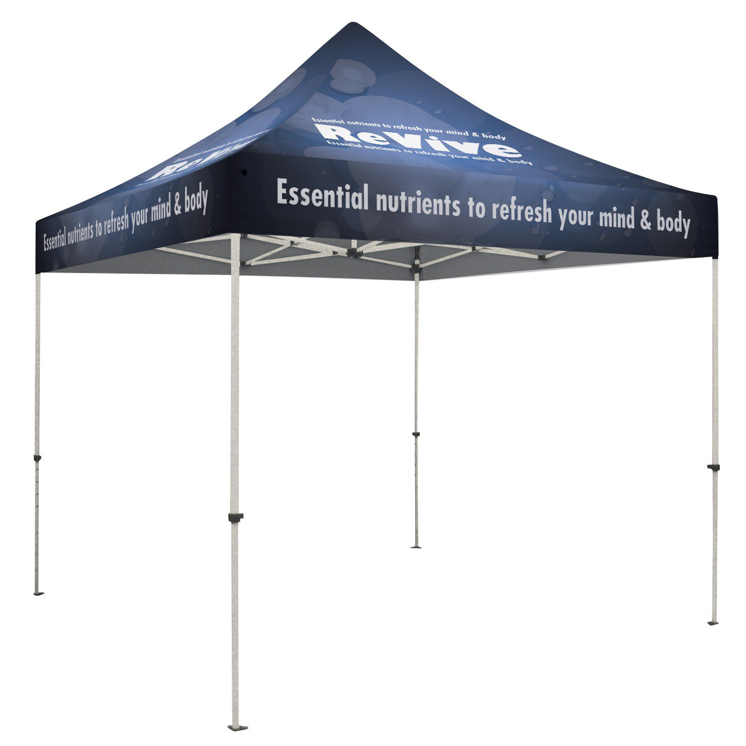10ft x 10ft Canopy (Imprint Entire Canopy in Full-Color)