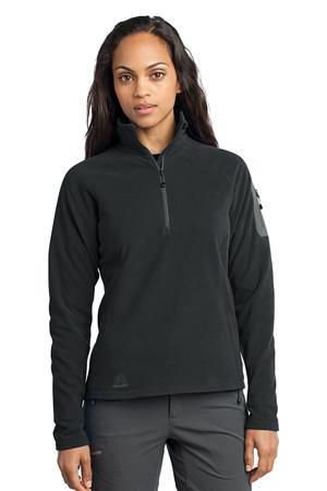 Ladies Fleece 1/4-Zip Pullover