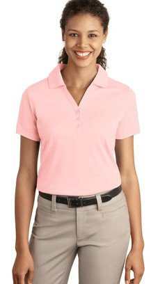 Ladies Silk Touch Interlock Polo