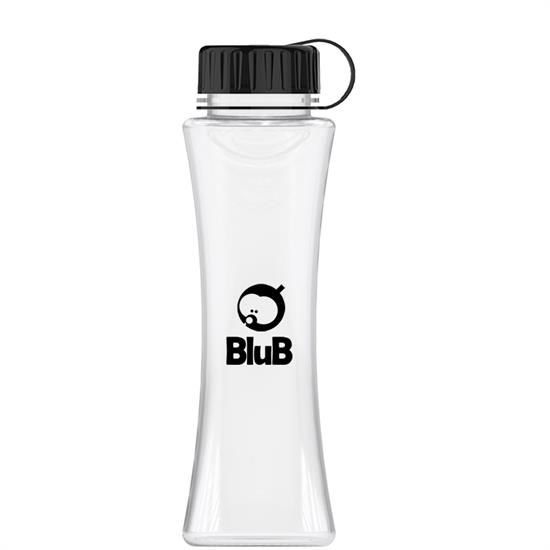 17 oz. Tritan Bottle -Tethered Lid