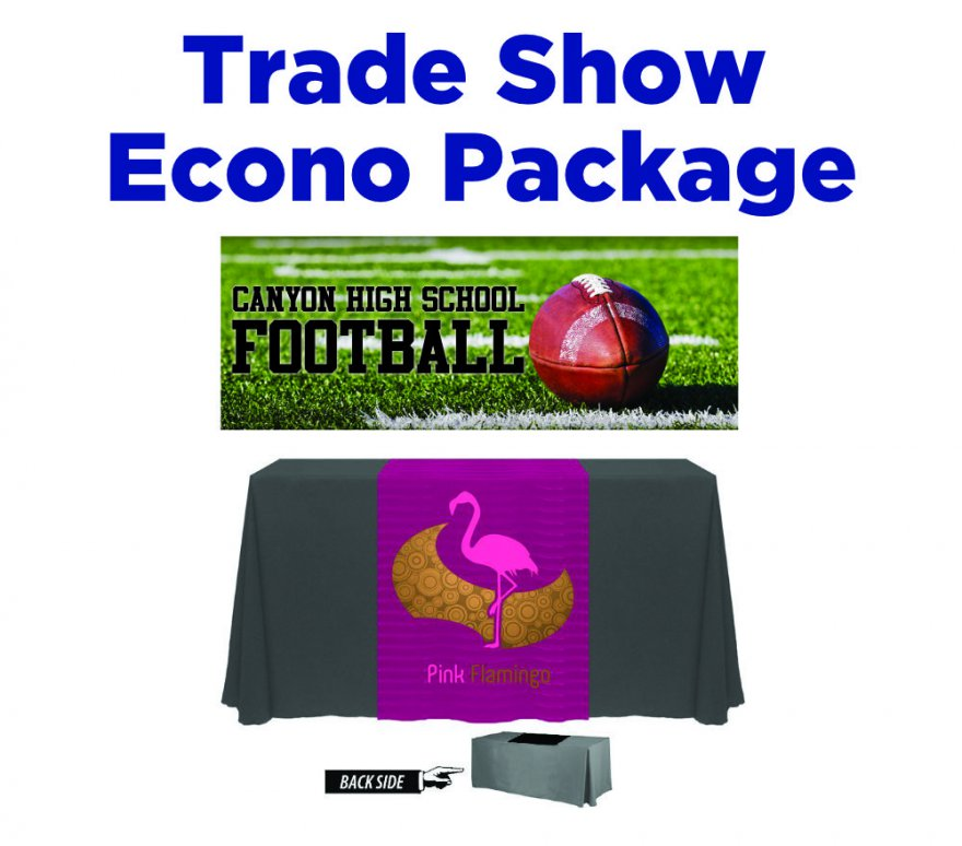 Trade Show Econo Package