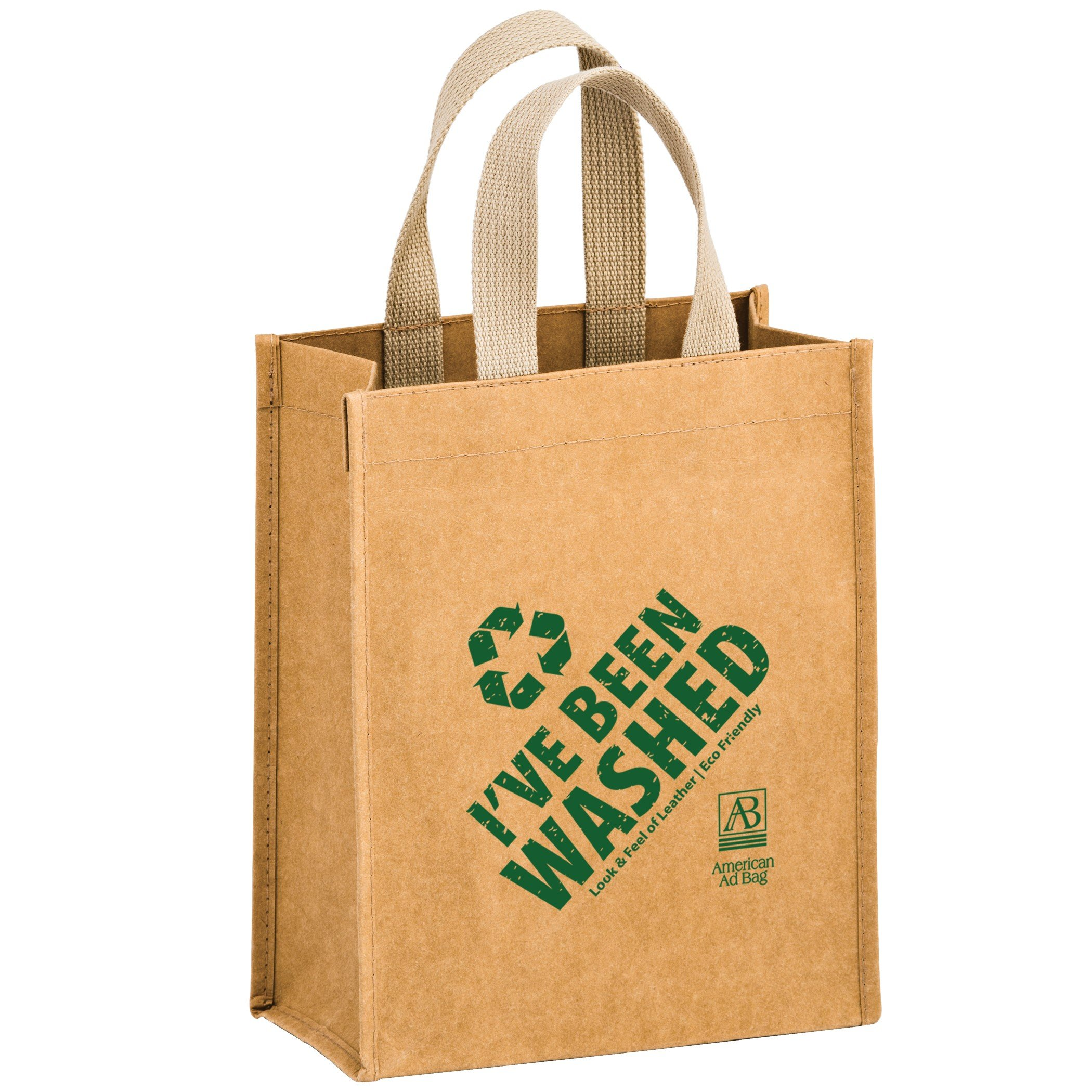 Cyclone - Washable Kraft Paper Tote Bag