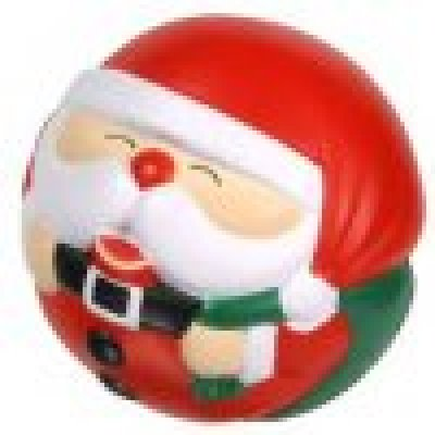 Santa Claus Ball Stress Reliever