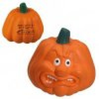 Angry Pumpkin Stress Reliever