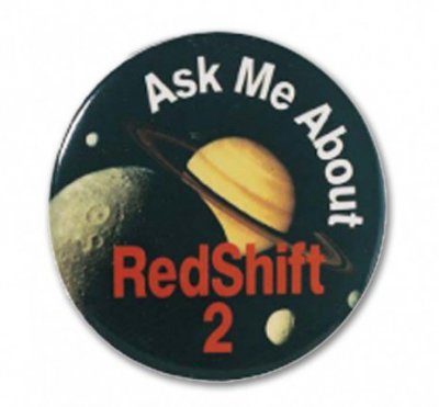 "2 1/4"" Round Laminated Cello Button"