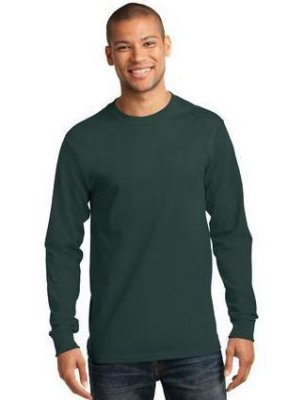 100% Cotton Essential Long Sleeve T-Shirt