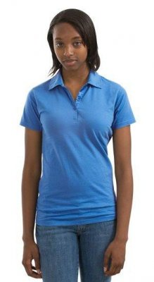 Ladies Perfect Weight Jersey Sport Shirt