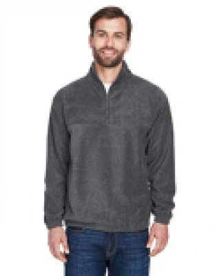 Adult UltraClub1/4-Zip Iceberg Fleece Pullover