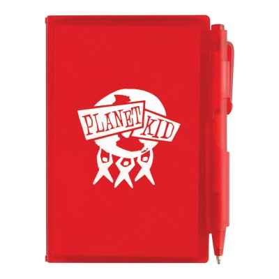 Composition Jotter Pad wPen