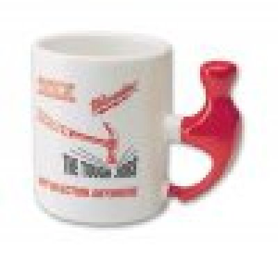 13 oz. Hammer Handle Mug - American Made