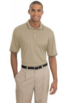 NIKE GOLF -Dri-FIT Classic Tipped Sport Shirt