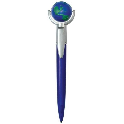 Earth Squeezie Top Pen