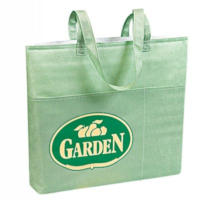 "18"" x 15"" x 3"" eGREEN AllPurpose Insulated Tote"