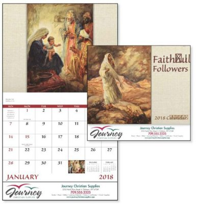Faithful Followers Appointment Calendar