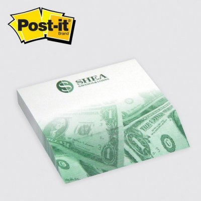 Post-it Custom Printed Angle Note Pads Rectangle