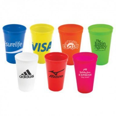 20oz Stadium Cups