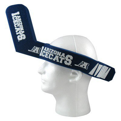 Hockey Stick Foam Hat