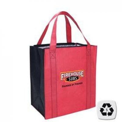"12.5"" x 14"" x 8.5"" Grande Insulated Tote"