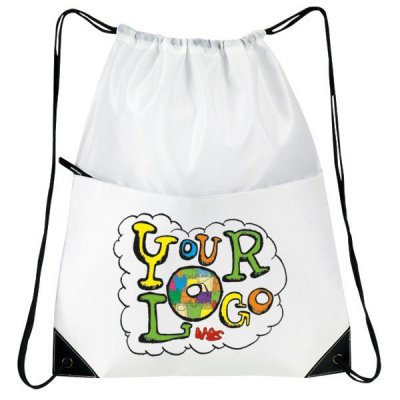 All-Purpose Drawstring Tote II