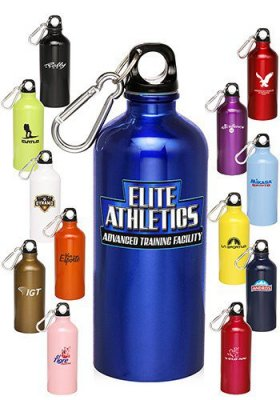 20oz Aluminum Sports Bottles