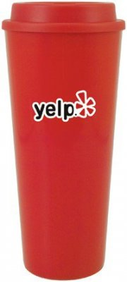 20oz Red Cup2Go w/ Threaded Lid