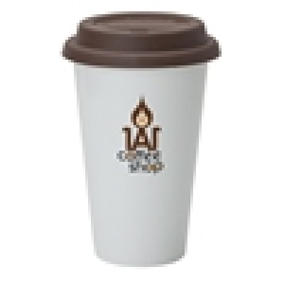Buck Cup Ceramic Tumbler - 11oz