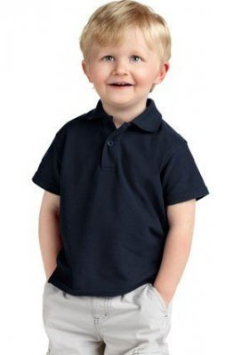 Precious Cargo - Silk Touch Toddler Sport Shirt