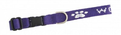 Cat Pet Woven Collar - 1/2'' W