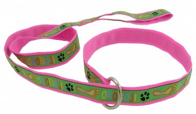 "Woven Elite+(Plus) Pet Slip Leash - 3/4"" Width"