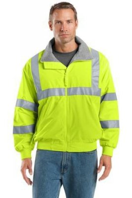 Port Authority - Jacket with Reflective Taping