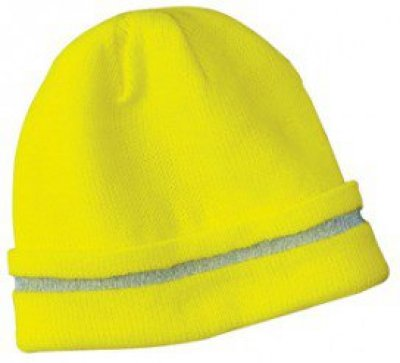 CornerStone - Safety Beanie with Reflective Stripe