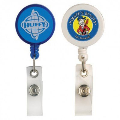 Retractable Badge Holder - ColorSurge