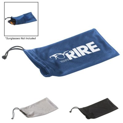 Microfiber Pouch With Drawstring
