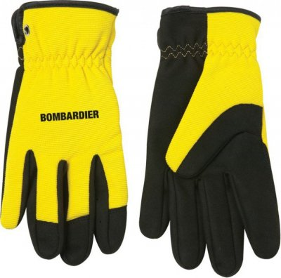 Mechanics Gloves w/ Open Cuff