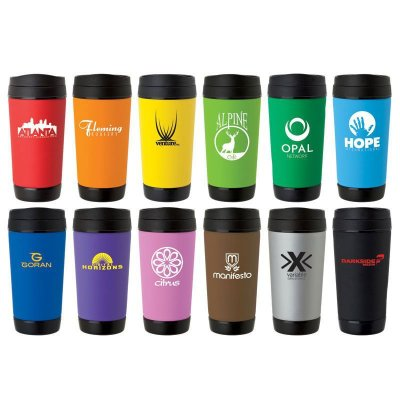 17 oz Padded Insulated Mug