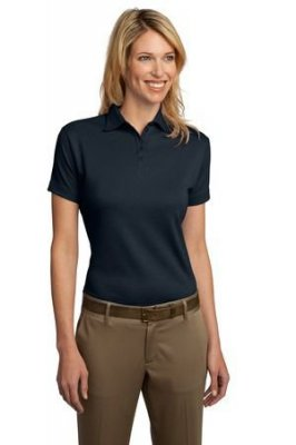 Ladies Pima Select Polo
