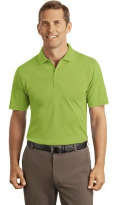 Silk Touch Interlock Polo
