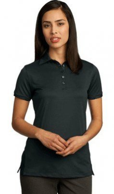 Ladies Ottoman Performance Polo