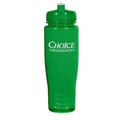 Poly-Clean 28 Oz. Plastic Bottle