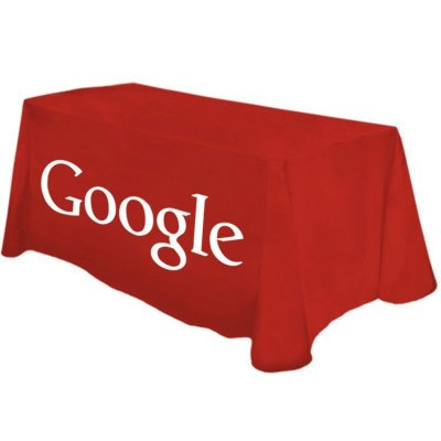 4ft Tablecloth with 1 Color Logo