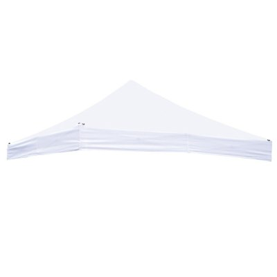 10ft x 10ft Replacement Canopy (Blank)