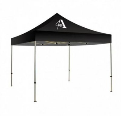 10ft x 10ft Aluminum Canopy 1-Location 1-Color Imprint