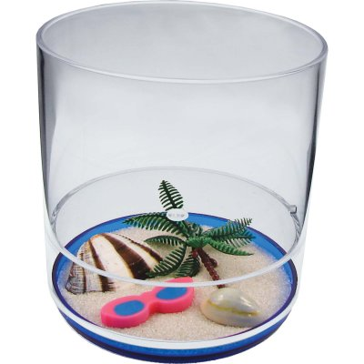 Beach Compartment Tumbler