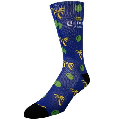 "7"" Dress Socks With Full Sublimation"