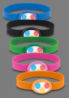 Flashing Flex Bracelets